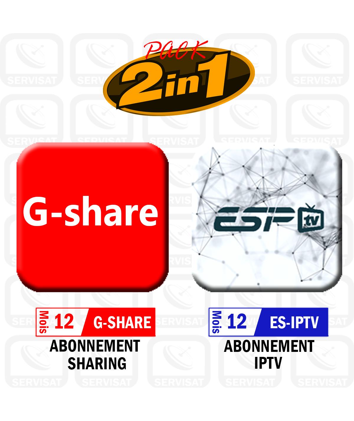 GSHARE&ESIPTV