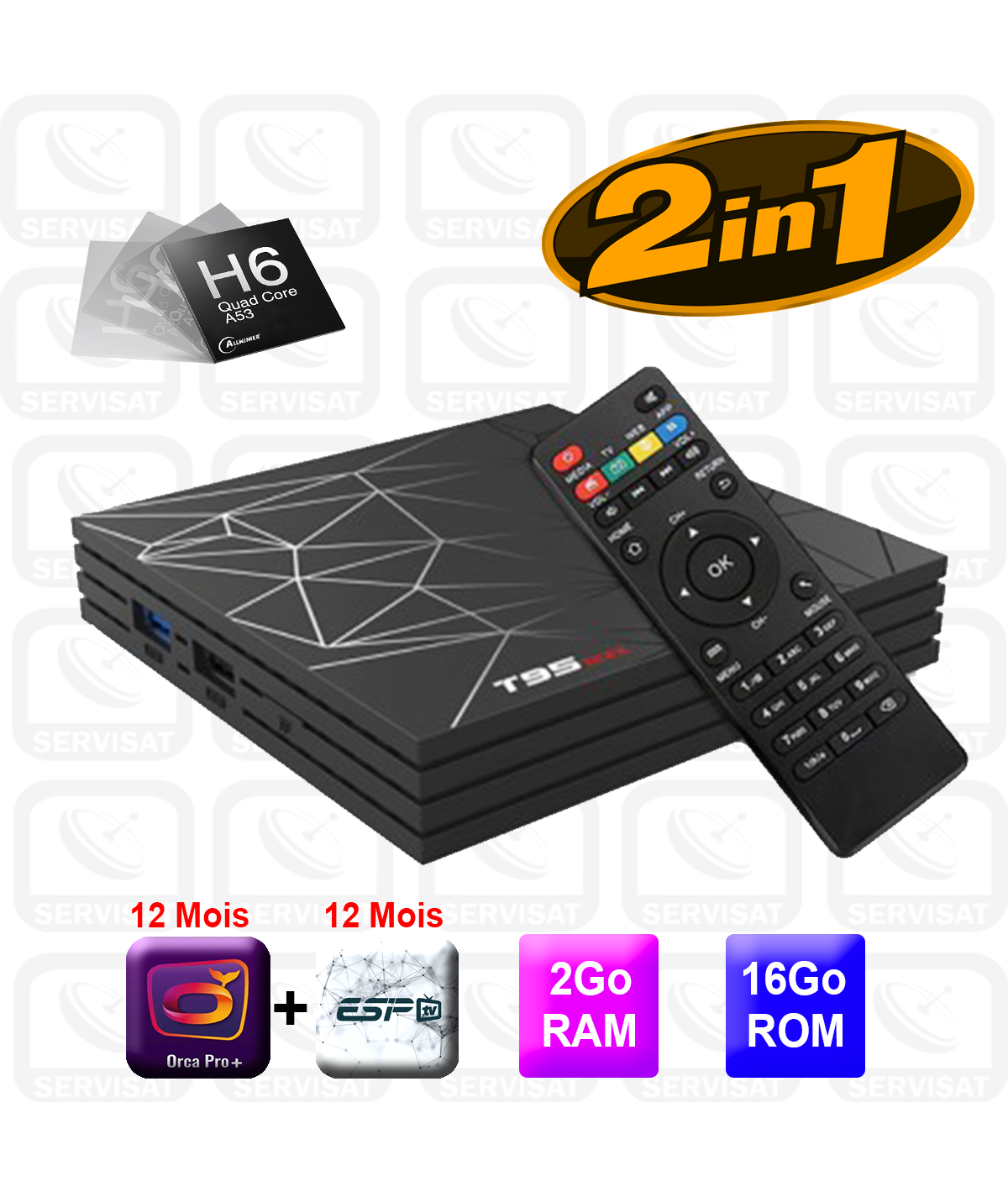 ANDROID TVBOX